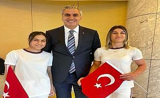Türkiye'yi iki Ağrı'lı kardeş temsil edecek