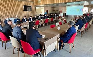 Ağrı'da Seviye Tespit Sınavı Toplantısı Yapıldı