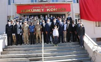 Diyadin'de 19 Eylül Gaziler Günü