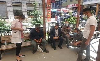 Diyadin'de aşılama çalışmaları hızla devam ediyor