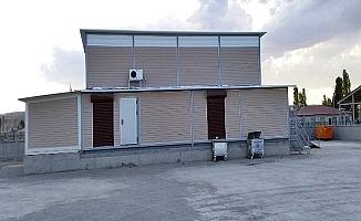 Diyadin'de mezbahane halkın hizmetine açıldı