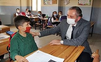 Patnos'ta eğitim toplantısı yapıldı
