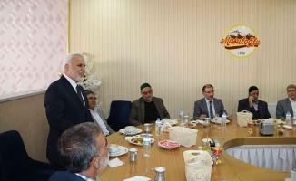 Ağrı'da Camiler ve Din Görevlileri Haftası etkinlikleri devam ediyor