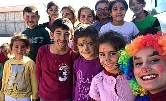 Ağrı'da Dünya Kız Çocukları Günü Kutlandı