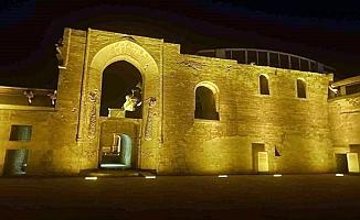 İshak Paşa Sarayı'nın muhteşem manzarası