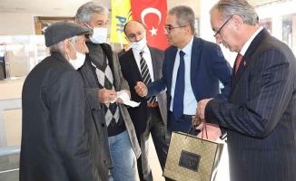PTT'nin 181. kuruluş yıl dönümü Ağrı'da kutlandı