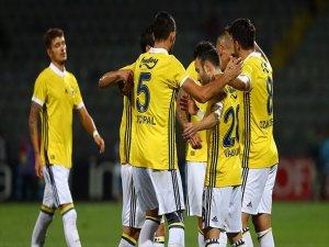 Ankara Deplasmanında 3 Puanın Sahibi Fenerbahçe