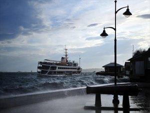 İstanbul İçin Sağanak Yağış Uyarsısı