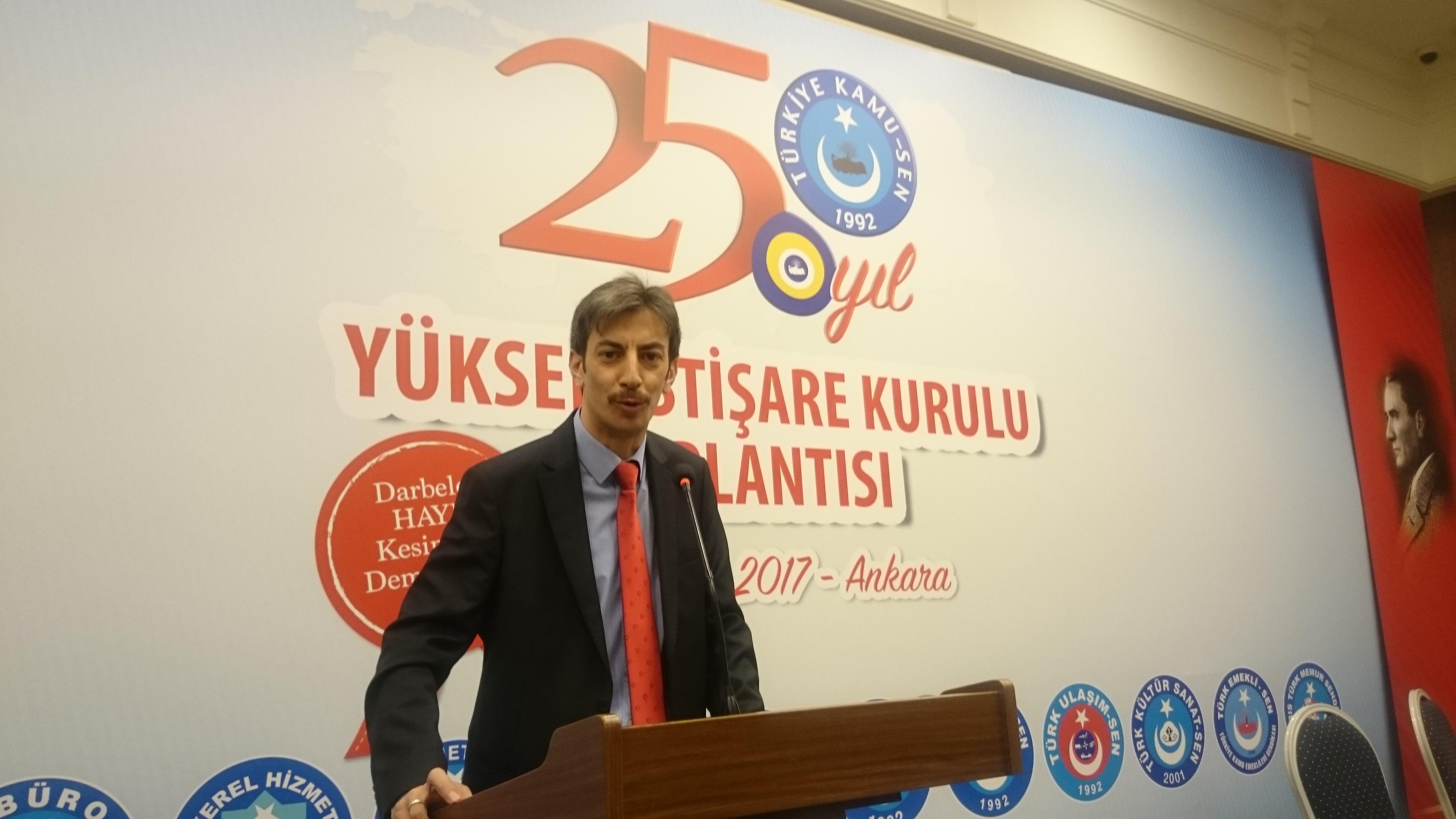 Türk Eğitim Sen'den Toplu Sözleşme Sürecine İlişkin Açıklama