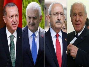 Siyasi Liderlerin Bayram Programı