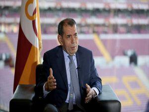 Dursun Özbek: Şampiyonluğun En Kuvvetli Adayı Olacağımıza İnanıyorum