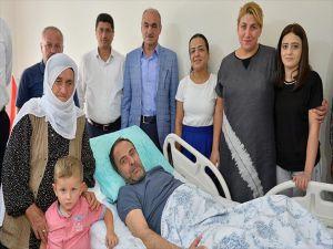 15 Temmuz Gazisinin Evindeki İlk Bayramı