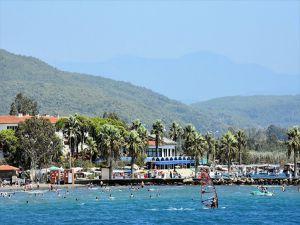 'Sakin Kent' Yerli Turistle Bayram Etti