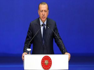 Cumhurbaşkanı Erdoğan: Sivas Kongresi'nde Hakim Olan Ruh En Büyük Gücümüzdür