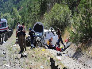 Bayram Tatilindeki Kazalarda 89 Kişi Öldü, 552 Kişi Yaralandı