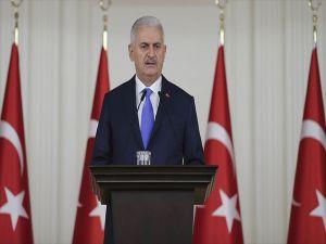 Başbakan Yıldırım: Büyük Zafer, Milli Birlik Ve Dayanışmanın Neticesidir