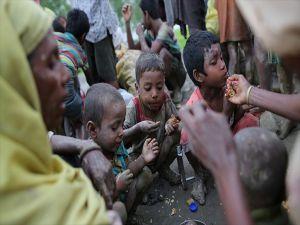 Myanmar Arakan'a İnsani Yardımlara İzin Vermiyor
