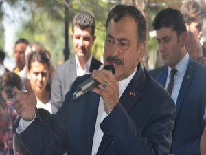 Orman Ve Su İşleri Bakanı Eroğlu: Türkiye'den Başka Arakan Konusuna El Atan Olmadı