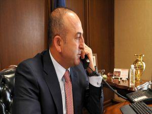 Çavuşoğlu'nun Arakan İçin Telefon Diplomasisi Sürüyor