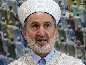 Diyanet İşleri Başkanvekili Keleş: Hiç Bir Müslüman Banane Diyemez