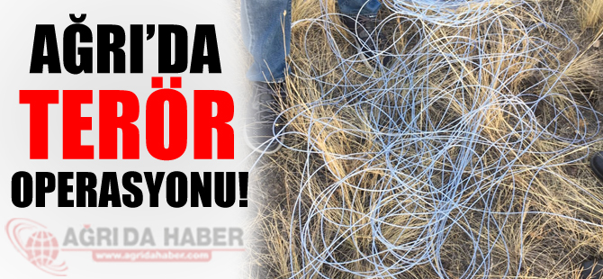 Ağrı'da 3 Kaçakçı Yakalandı