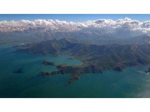 Van Gölü'ne Arıtma Tesisi Müjdesi