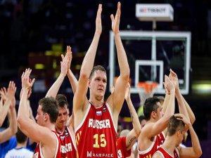 Rusya Avrupa Basketbol Şampiyonası'nda Yarı Finalde