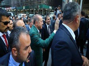 Recep Tayyip Erdoğan Abd'de