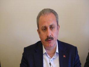Mustafa Şentop: 'İsrail'in Bölgede Bir Tampon Bölge Oluşturma İsteği Var'