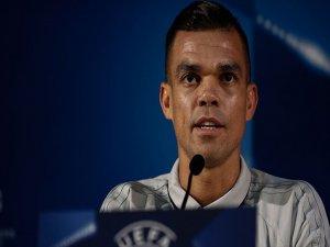 Pepe Şampiyonlar Ligi'nde Tarih Yazabiliriz