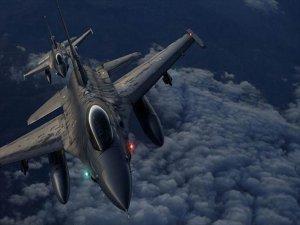Tsk'dan Kuzey Irak'ta ki Pkk Kamplarına Hava Harekatı