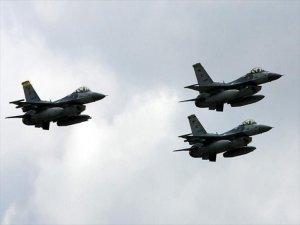 Irak'ın Kuzeyine Hava Harekatı Düzenlendi: 13 Terörist Etkisiz Hale Getirildi