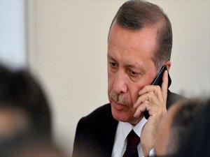 Cumhurbaşkanı Erdoğan Katar Emiri İle Görüştü