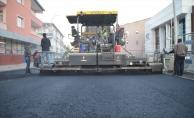Eleşkirt'te Asfaltlama Çalışmaları Yapıldı