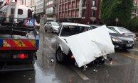 Ankara'da Feci Kaza 1 Kişi Hayatını Kaybetti