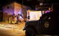 Ankara'da Kimliği Belirsiz Şahıs Polise Ateş Açtı