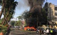 Endonezya'daki  Patlamayı Deaş Üstlendi!