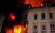 Almanya'da Patlama Çok Sayıda Ölü Ve Yaralı Var