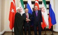 Cumhurbaşkanı Erdoğan 3'lü Zirve İçin İran'a Gidiyor