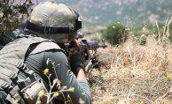 Tunceli'de Terör Operasyonu 10 Terörist Öldürüldü