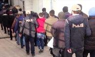 İstanbul'da Suç Örgütüne Operasyon 24 Kişi Gözaltına Alındı