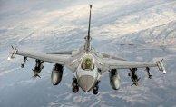 Kuzey Irakta Hava Operasyonu 4 Terörist Öldürüldü