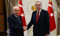 Bahçeli'den Erdoğan'ın Afla İlgili Çıkışına Yanıt