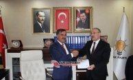 Halil Özyolcu AK Parti Ağrı Belediye Başkanı Aday Adayı Oldu