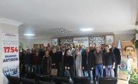 Ağrı Eğitim-Bir-Sen Genişletilmiş İl Divan Toplantısı Yapıldı