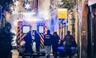 Fransa Bir Kez Daha Silahla Sarsıldı! 3 Kişi Öldürüldü!