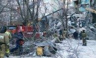 Rusya'da gaz patlaması sonucu ölü ve yaralılar var