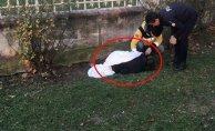 İstanbul'da Önce Taciz Edip Sonra Yaktılar
