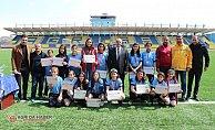 Ağrı'da Futbol Grup Müsabakaları Sona Erdi