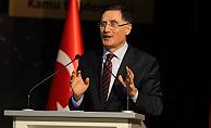 """AİÇÜ'de """"Adalet, Ombudsmanlık ve Üniversiteler"""" Konulu Konferans Verildi"""